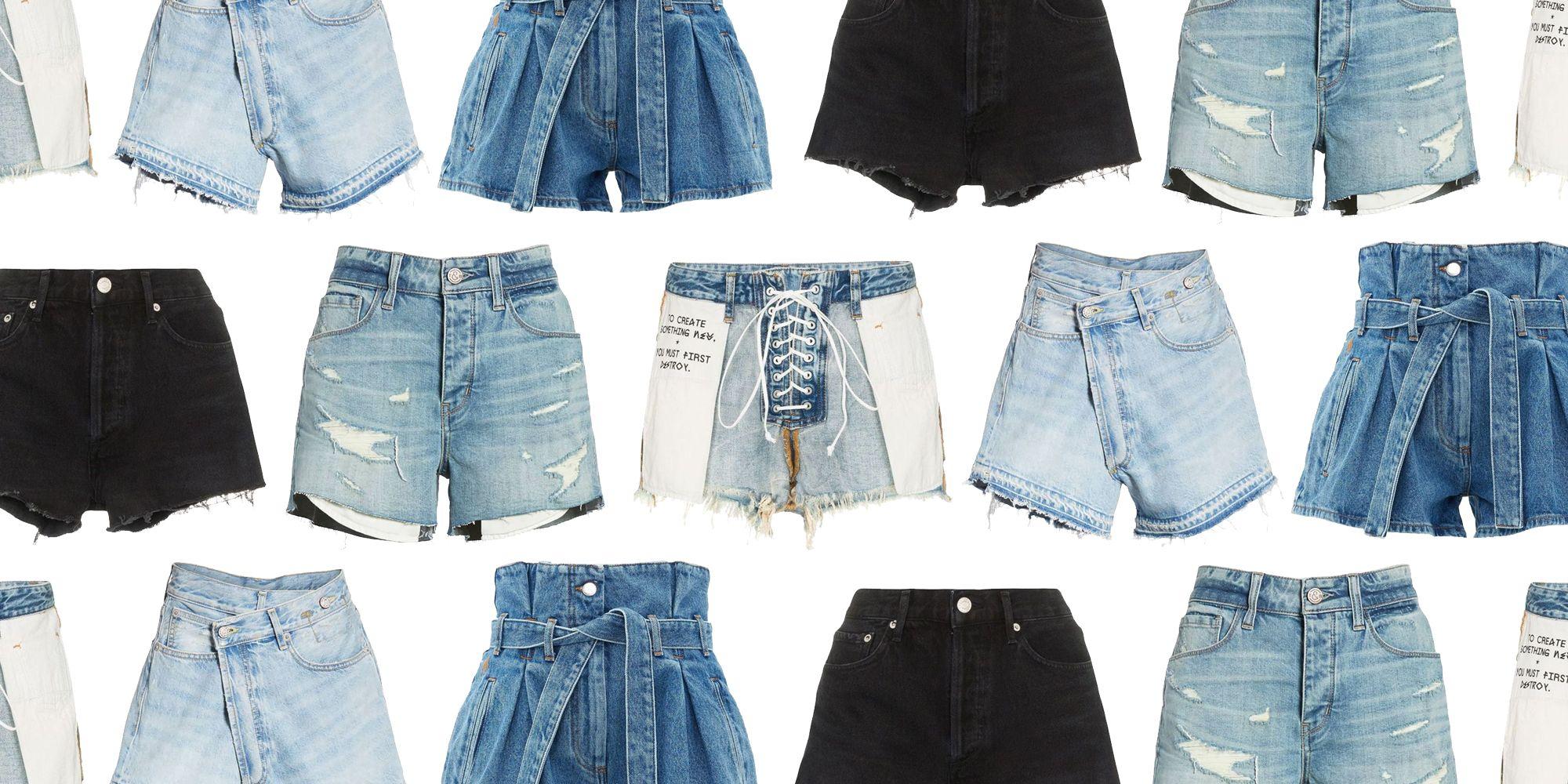 peeking up womens shorts