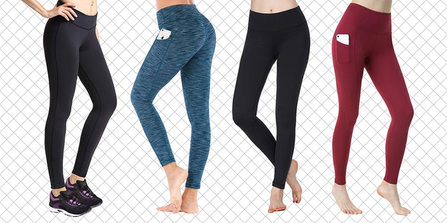 20 Best Leggings On Amazon That Reviewers Are Obsessed With