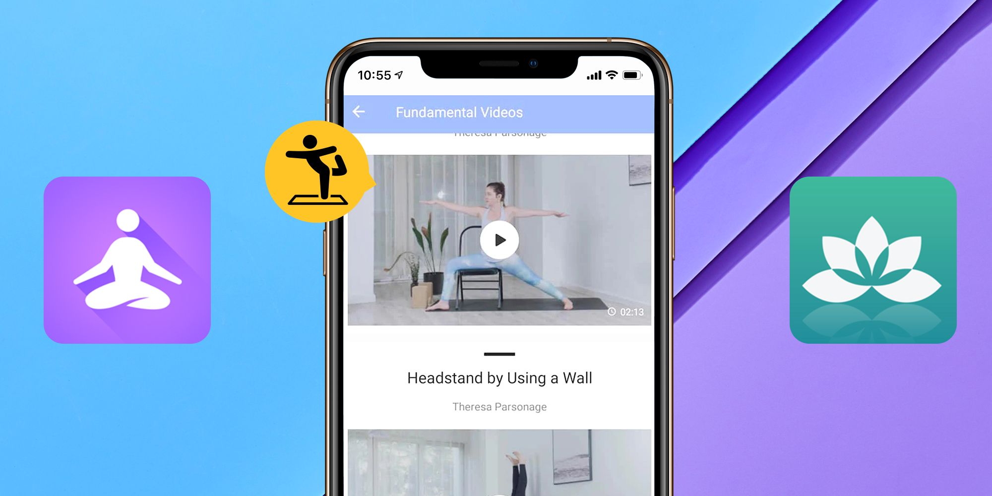 10 Best Yoga Apps For Iphone And Android 2020