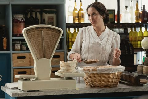Basket, Wicker, Chef, Baking,