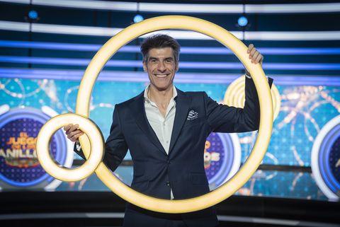 Jorge Fernandez presentará 'El juego de los anillos' en Antena 3