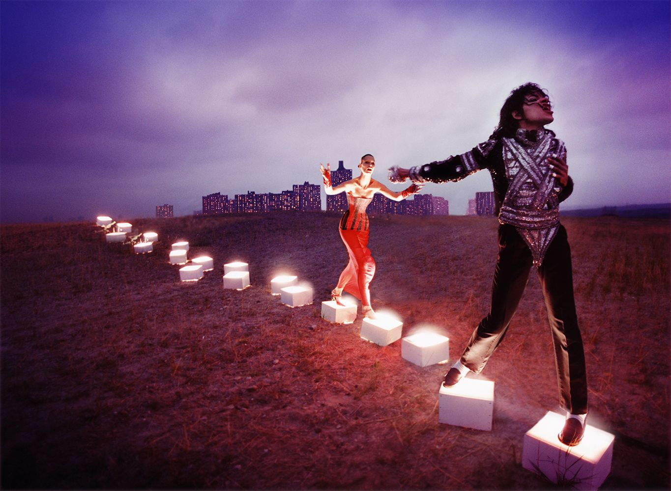 How Michael Jackson influenced Modern Art  at National Portrait Gallery London
