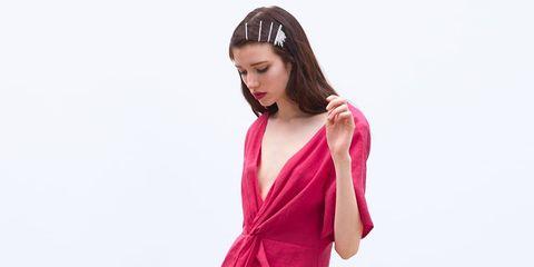 098b006b4 Este vestido de Zara