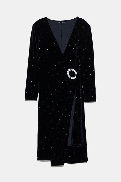 Zara vestidos fiesta