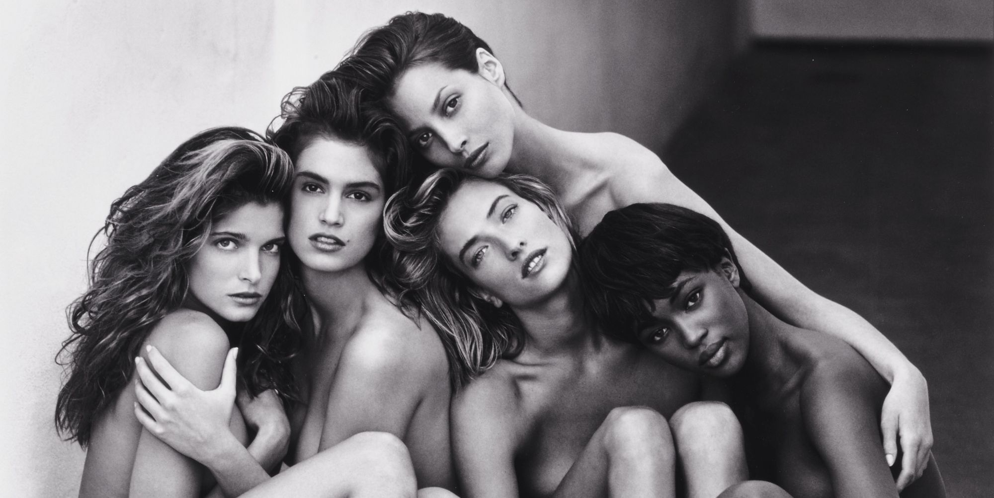 Herb Ritts,蘇富比,sothebys,超模,cindy crawford,