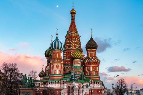 catedral de san basilio, moscú, rusia