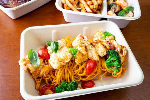 全台三級疫情警戒,西華飯店推出外帶美食!「龍蝦義大利麵、時令盛合刺身丼」等高檔料理化身美味便當