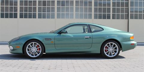 Is It Time To Buy An Aston Martin DB - Aston martin parts online