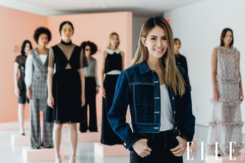 JENDES , 昆凌, 時尚, 個人品牌,昆凌本名,Jen Wu,紐約,女星穿搭,私服,出國穿搭,旅行,周杰倫老婆,