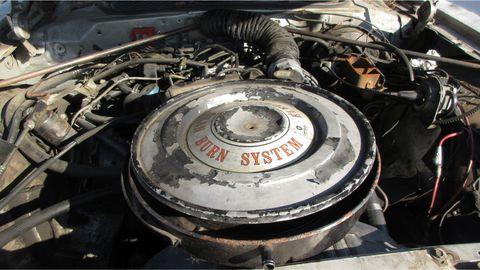 1978 Chrysler Cordoba in California junkyard