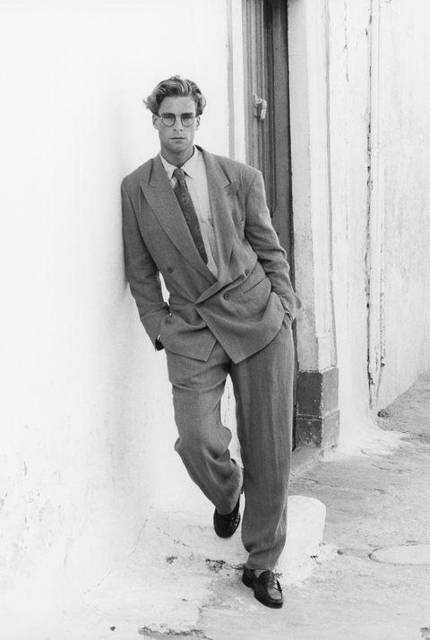 ジョルジオアルマーニ1989年のスタイル
