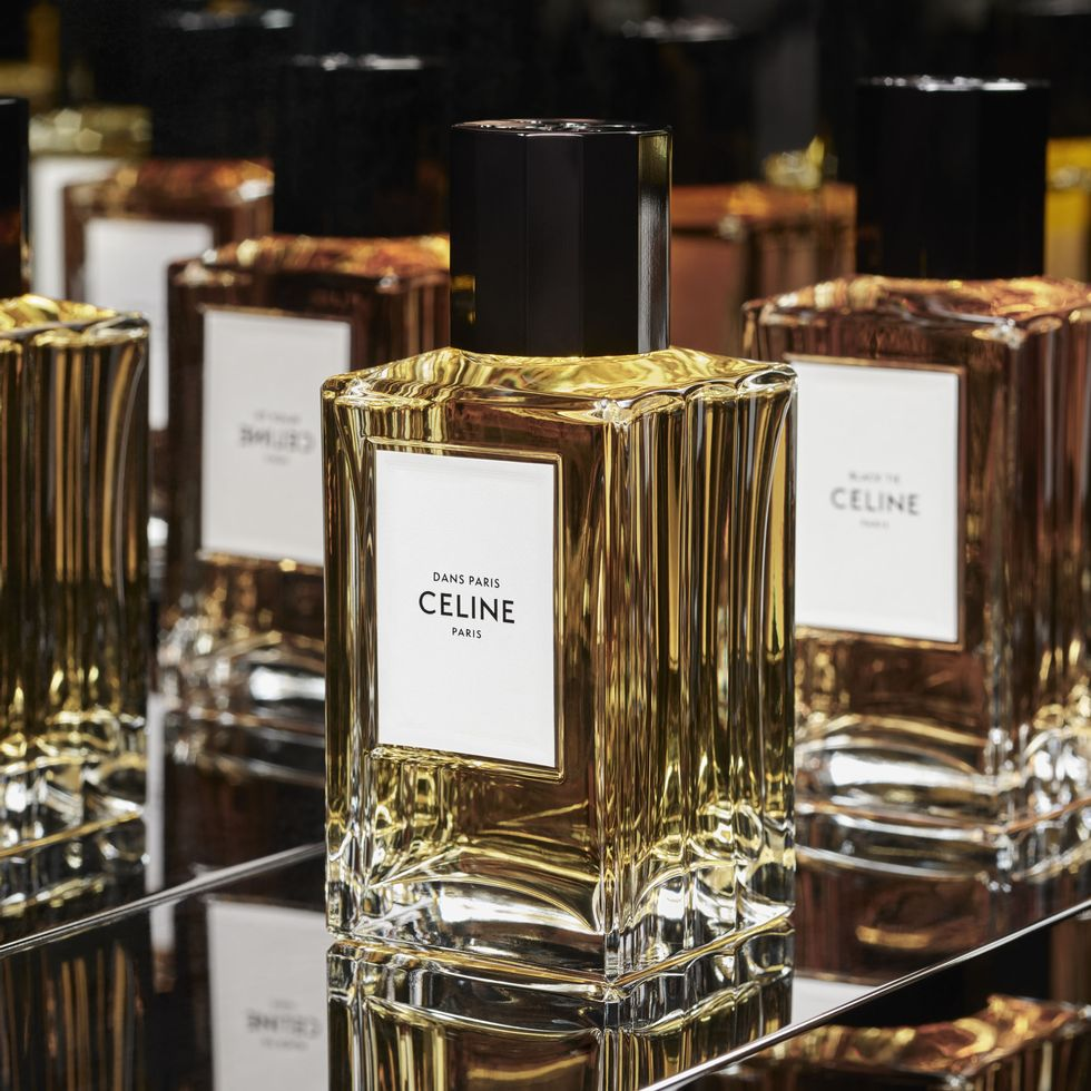 Hedi Slimane's Unisex Celine Fragrance Collection Is Here