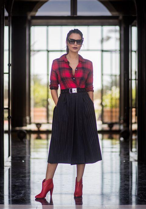 reputable site 69ed7 99fd4 Camicia a quadri: il check è cool per gli outfit inverno 2019