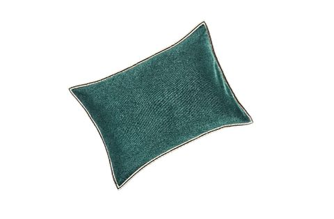 Green, Turquoise, Leaf, Linens, Rectangle, Turquoise,