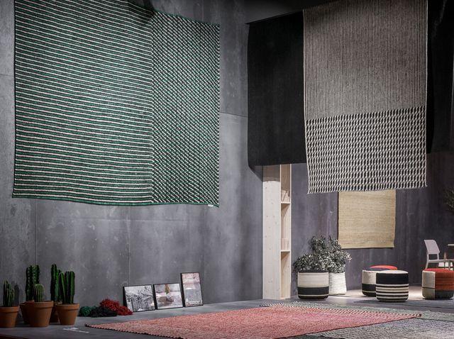 Tappeti Da Salotto Quadrati : Una selezione di tappeti moderni realizzati dalle più note aziende
