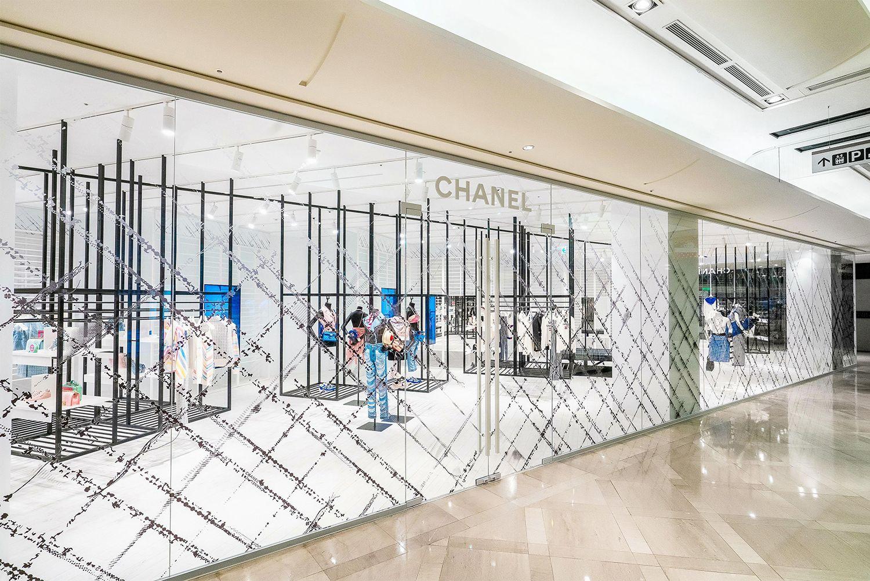 Chanel限時概念店