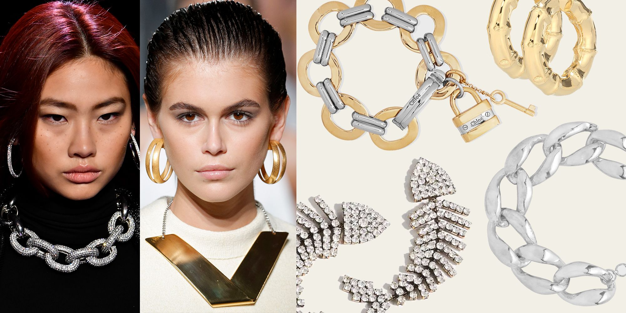 Artificial jewellery is the most popular type of fashionable accessories