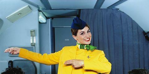 Cheap Airline Tickets: Flight Attendant