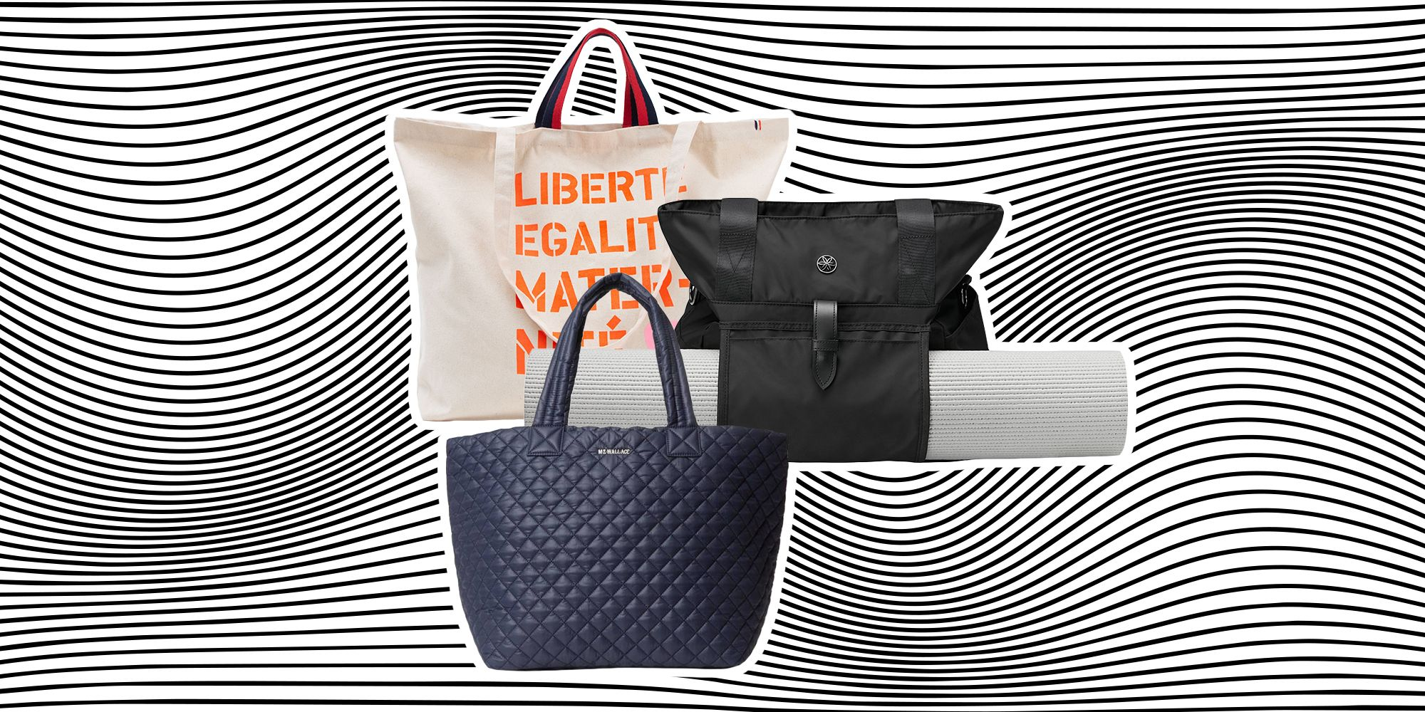 16 Gym Bags That Are Stylish Enough to Schlep to the Office