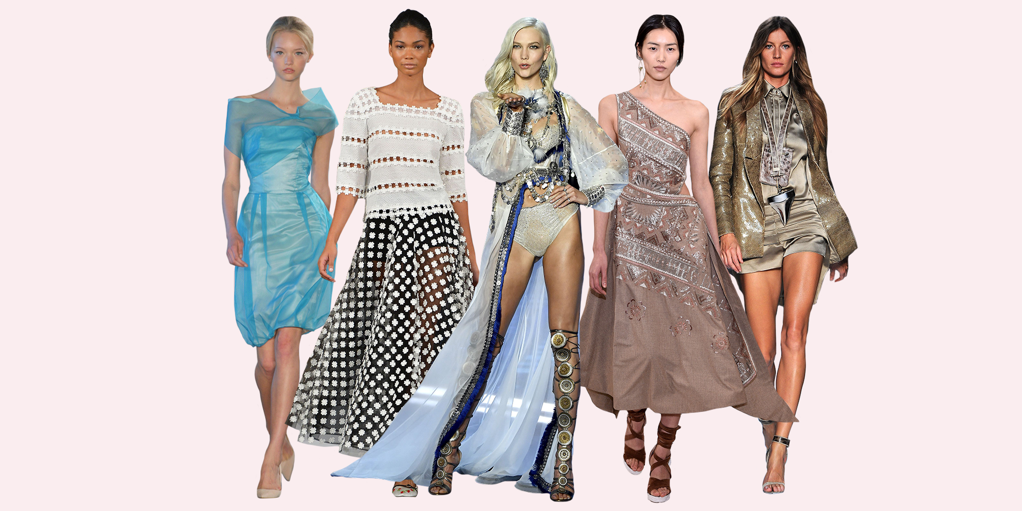 They ruled the runways.