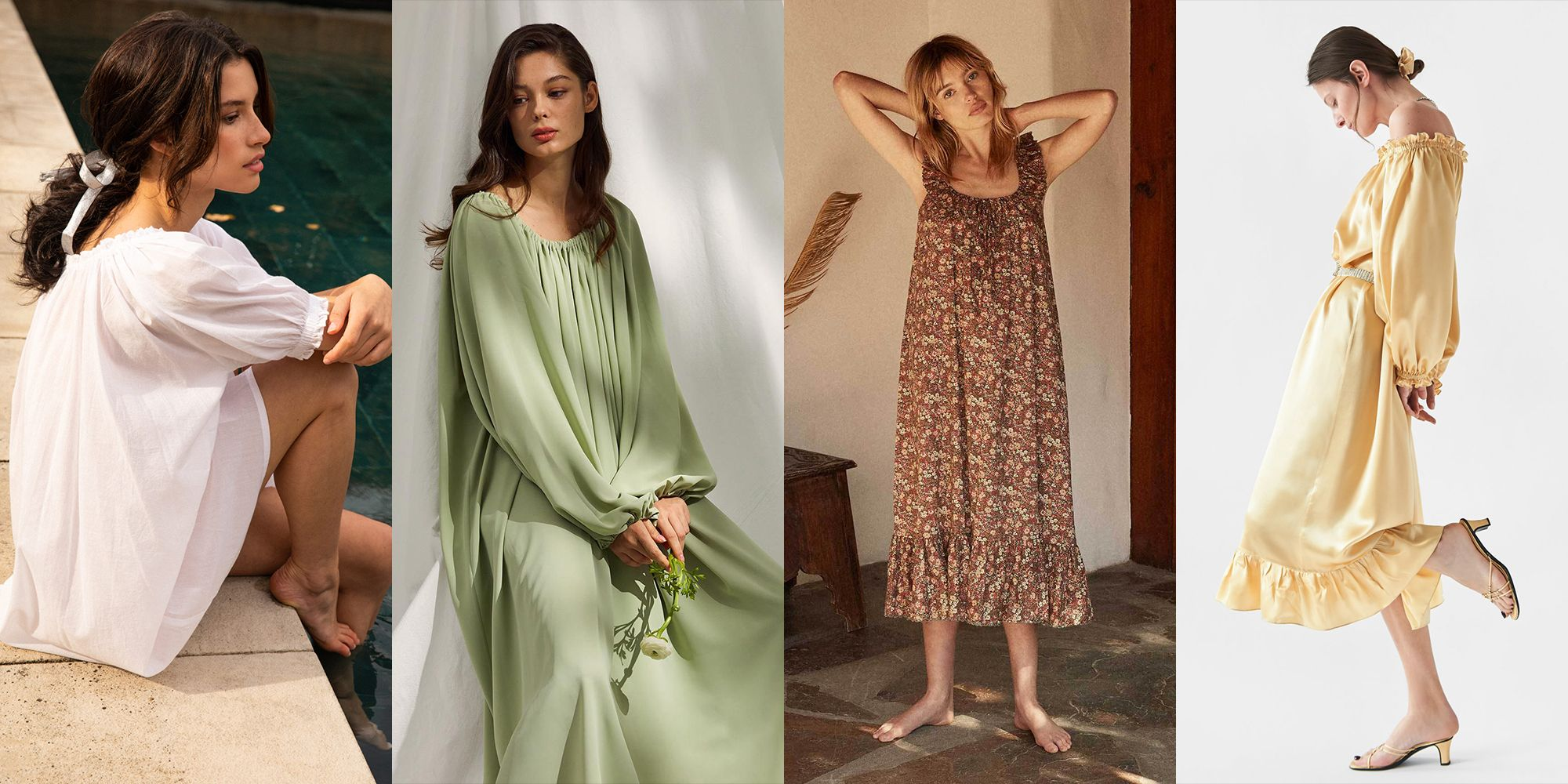 The House Dress Is the Ultimate in 2021 Loungewear