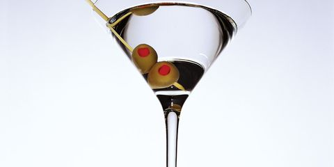 Women Drinking and Alcoholism: Martinis