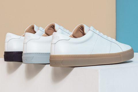 Footwear, White, Shoe, Sneakers, Brown, Beige, Sportswear, Walking shoe, Athletic shoe, Skate shoe,