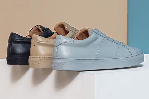 Product, Brown, Tan, Grey, Beige, Fashion design, Leather, Brand, Walking shoe, Silver,