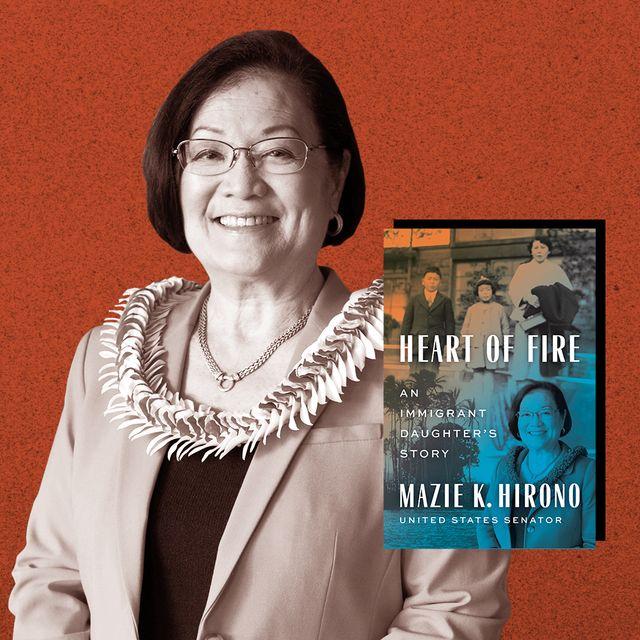 senator mazie k hirono heart of fire interview