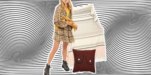 Clothing, Shoulder, Yellow, Joint, Fur, Fashion, Outerwear, Beige, Dress, Footwear,