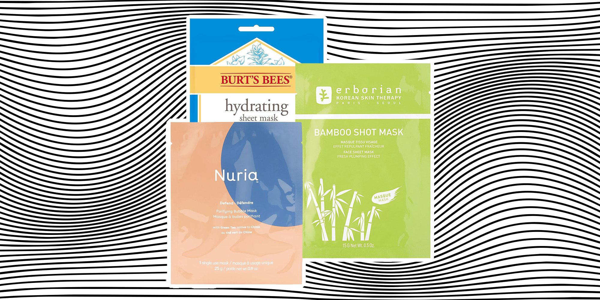 25 Best Sheet Masks Of 2020 For Dull Dry And Acne Prone Skin