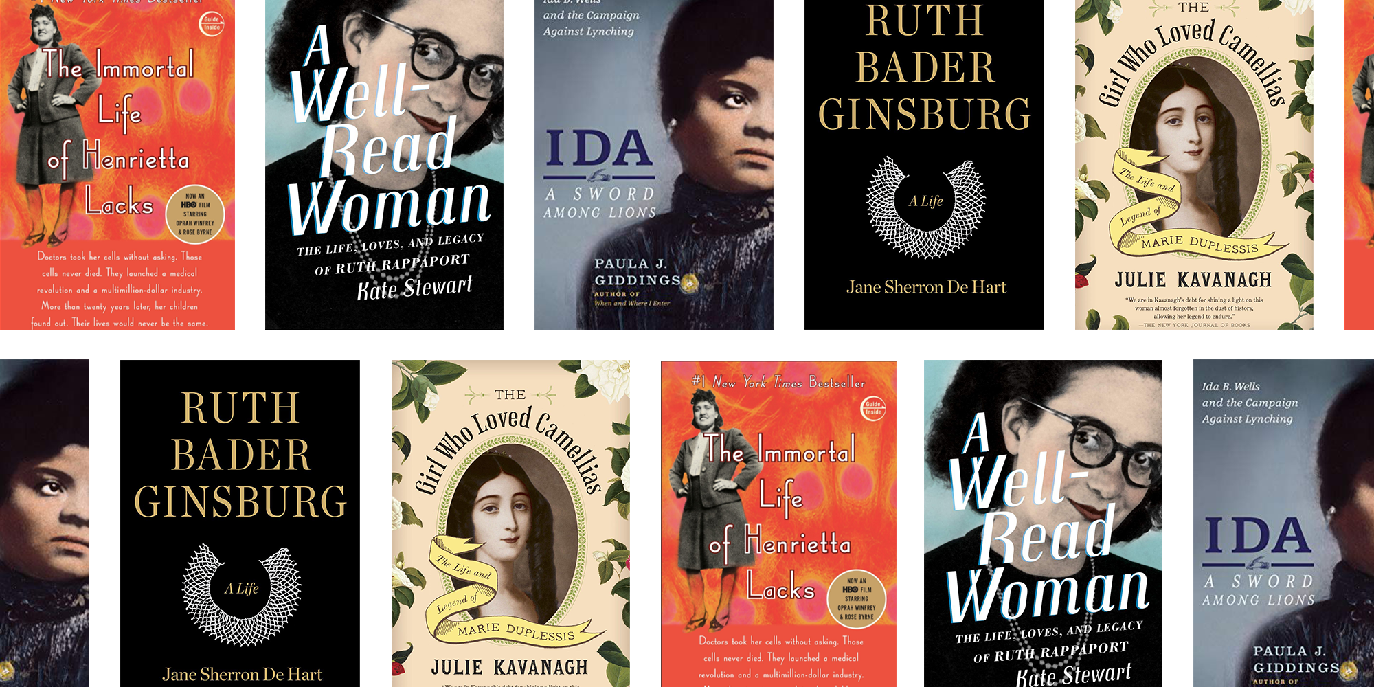 7 Unmissable Biographies About Women Best Books About Women