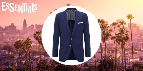 Suit, Clothing, Blazer, Outerwear, Formal wear, Jacket, Uniform, Tuxedo, Sleeve, Tie,
