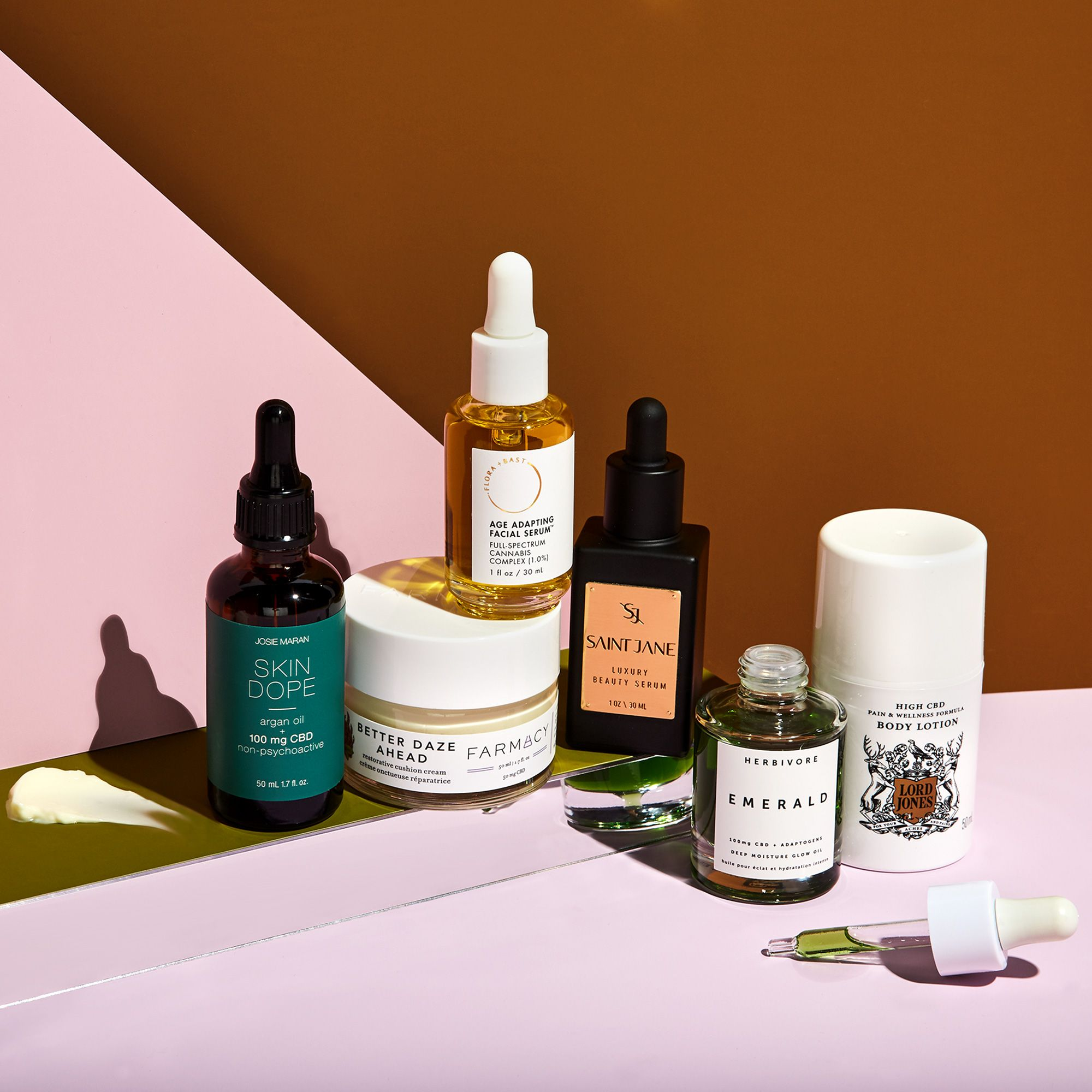 6 of the Best CBD Skincare Products You Can Buy at Sephora