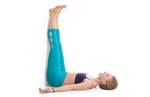 2 yoga poses that will relieve your stress
