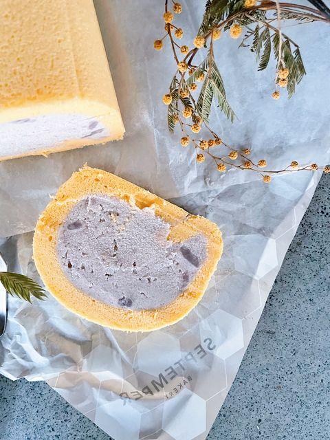 september café「芋頭系點心」太療癒!芋頭牛奶土司、好芋兆蛋糕捲限量開賣讓人芋罷不能