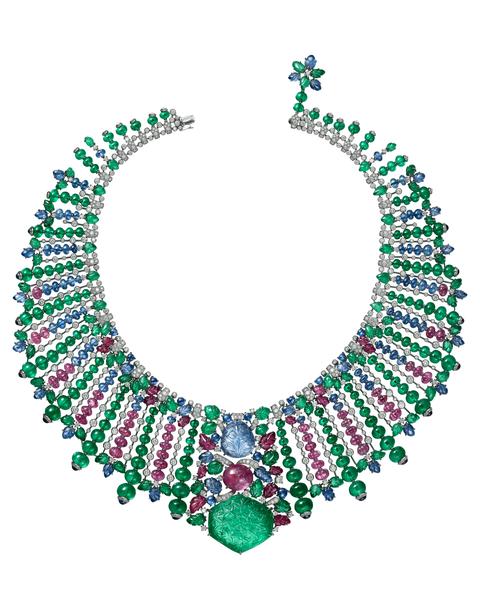 與cartier頂級珠寶的一日約會!解碼卡地亞頂級珠寶展「une journée avec cartier」璀璨亮點