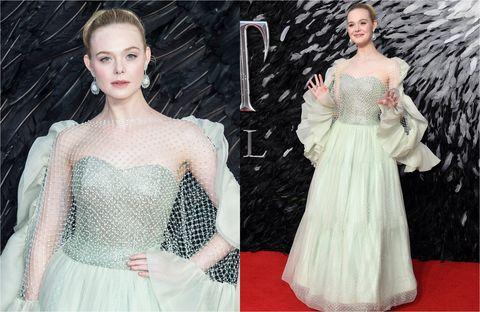 Dress, Clothing, Gown, Shoulder, Fashion model, A-line, Bridal party dress, Strapless dress, Fashion, Haute couture,