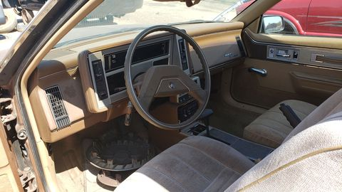 1986 Buick Somerset in Colorado junkyard