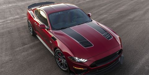 Jack RoushEdition Ford Mustang