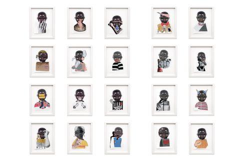stephen friedman gallery, london, beba marsano, deborah roberts, arte, marie claire maison italia, maggio 2021,