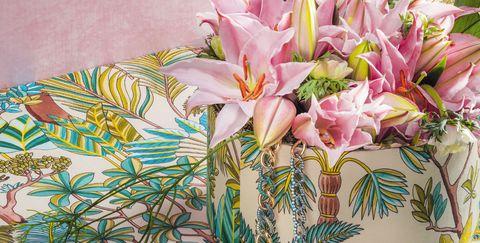 Flower, Plant, Pink, Flowering plant, Lily, Botany, Cut flowers, Bouquet, Floral design, Petal,