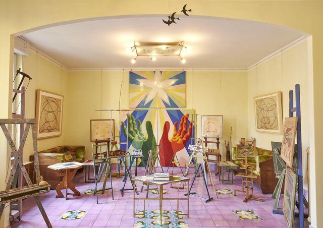 la casa di giacomo balla a roma