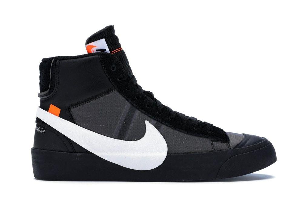 sneakers uomo nike nere