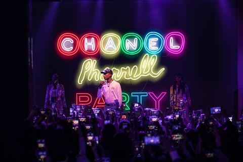 Chanel, Chanel in Seoul, Chanel聯名, Pharrell Williams, Pharrell Williams聯名, 精品, 首爾, 香奈兒