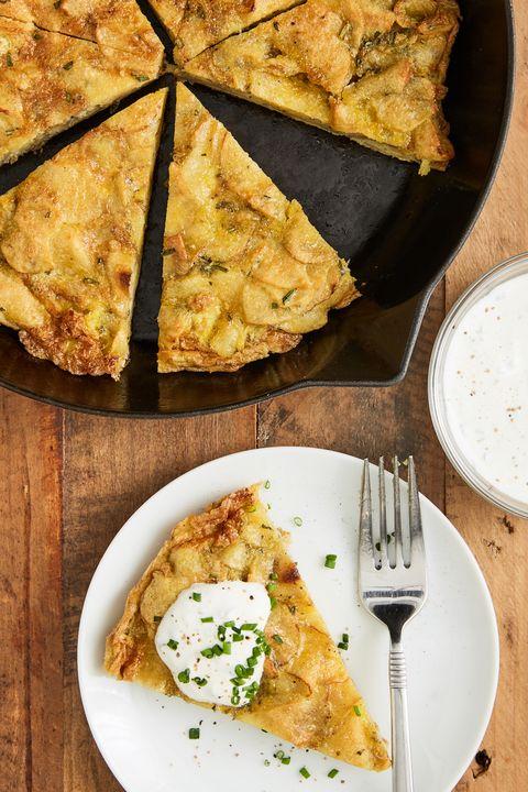Spanish Tortilla - Delish.com