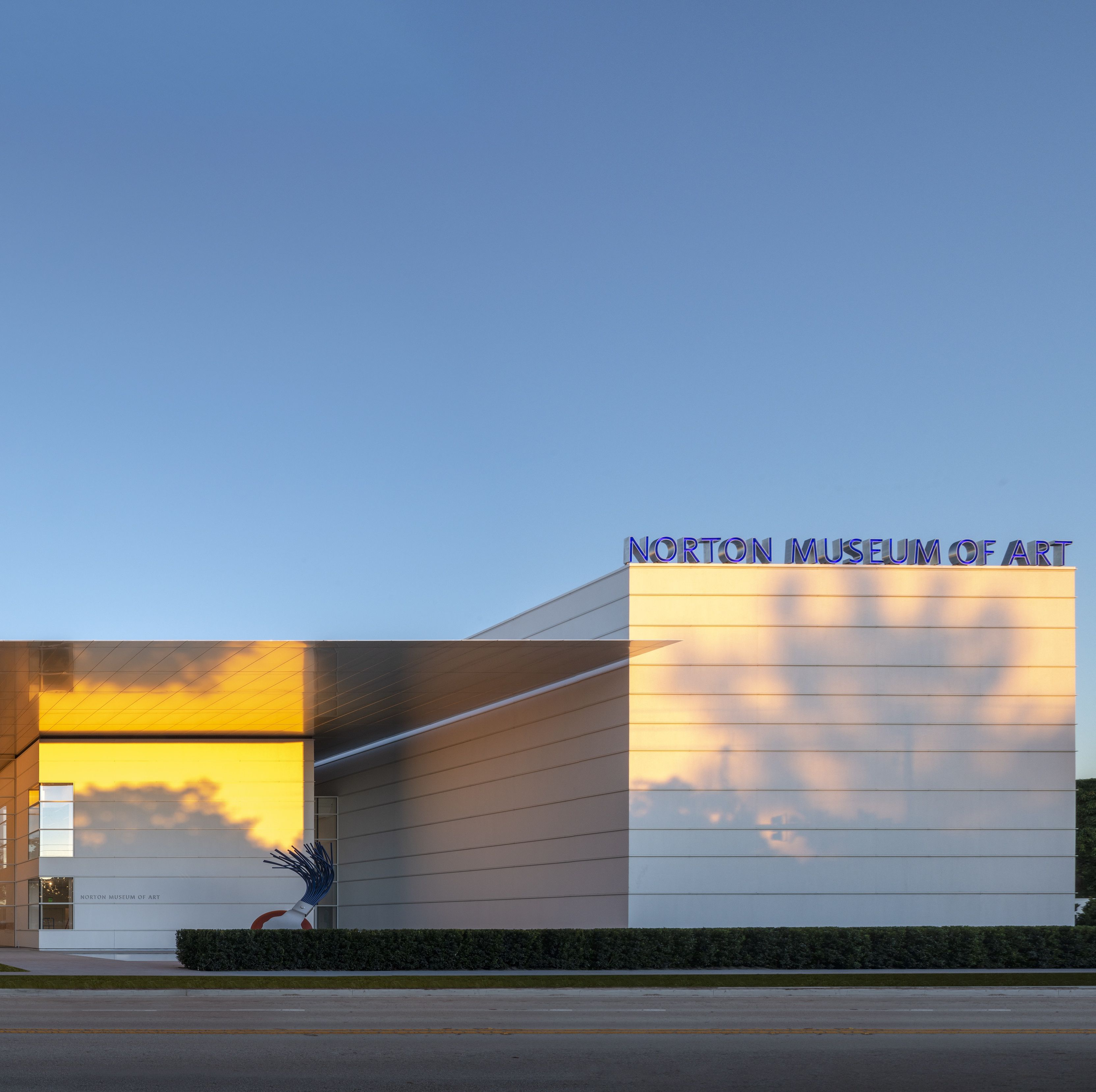 Palm Beach's Norton Museum of Art Gets a Major New Expansion From Foster + Partners