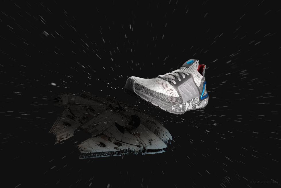 adidas x Star Wars Space Battle