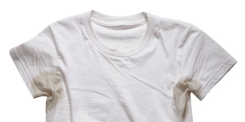 Excessive Sweat: Armpit Stains