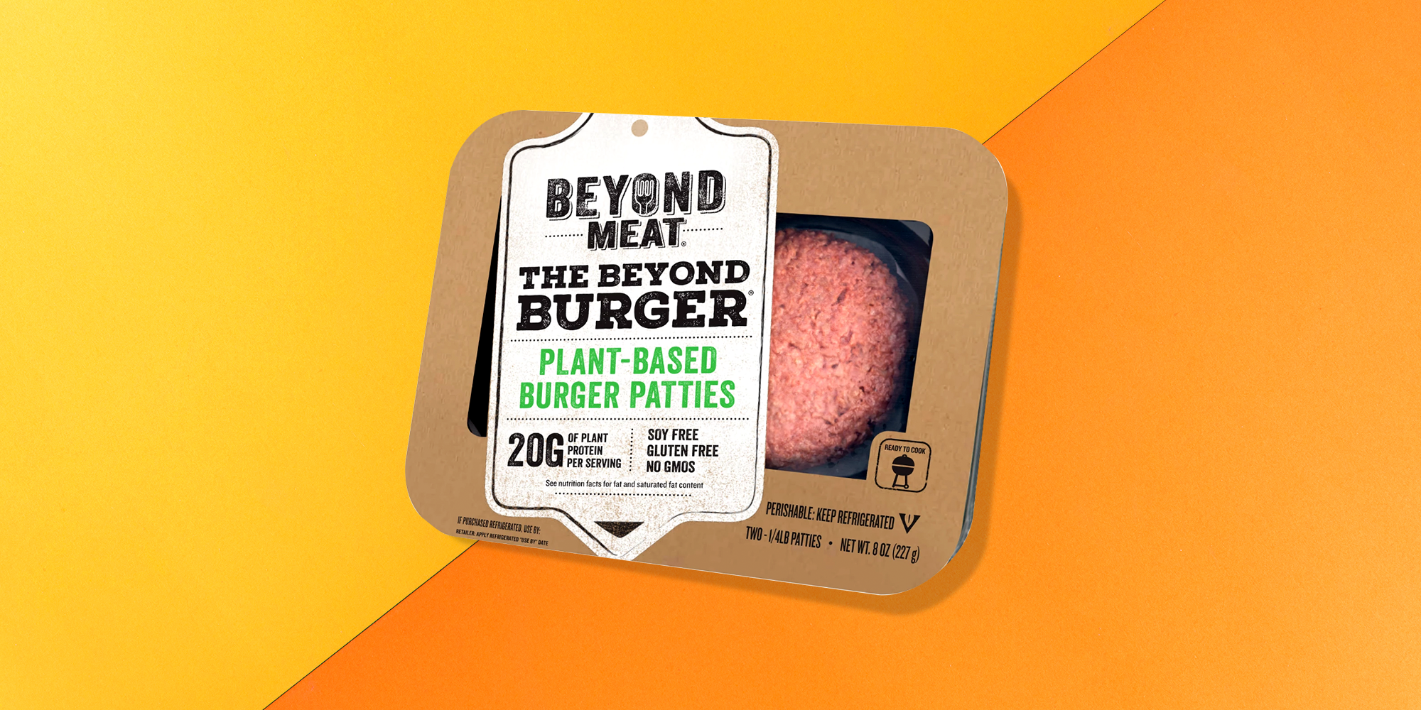 What Is The Beyond Burger And Is It Healthy? Nutritionists Weigh In